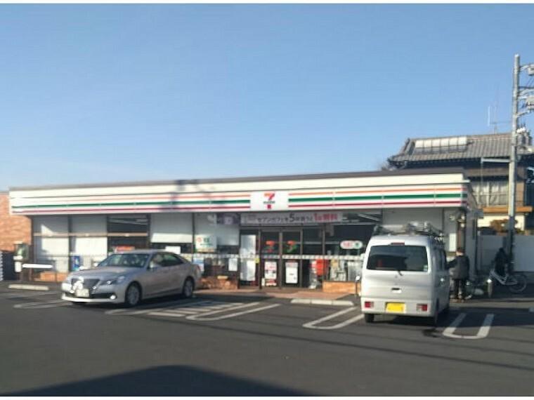 コンビニ セブンイレブン鎌ケ谷8丁目店