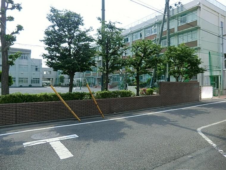 中学校 松江第二中学校