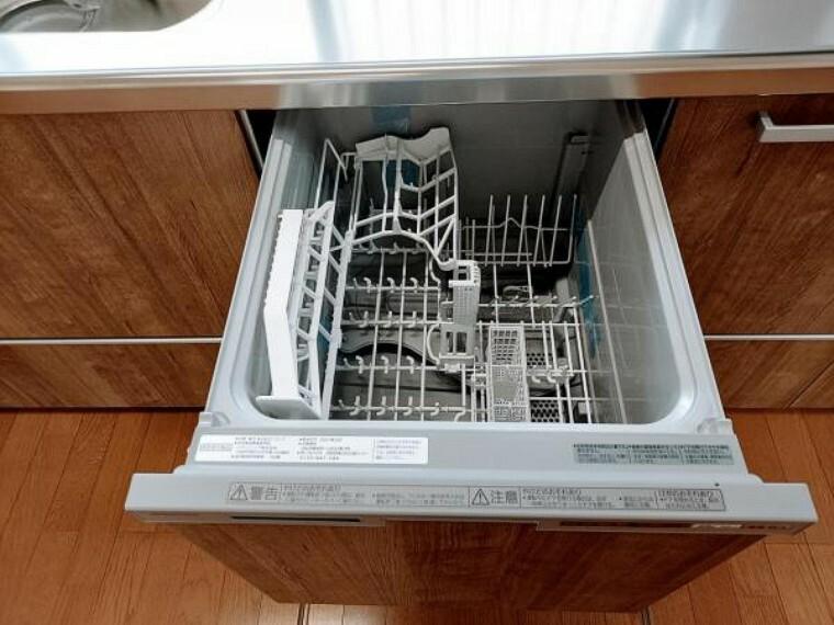 キッチン 家事の時短に活躍する食洗機付き