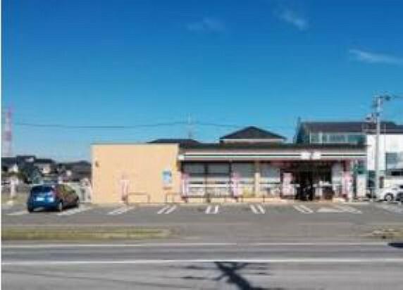 コンビニ 【コンビニエンスストア】セブンイレブン小山神鳥谷店まで613m
