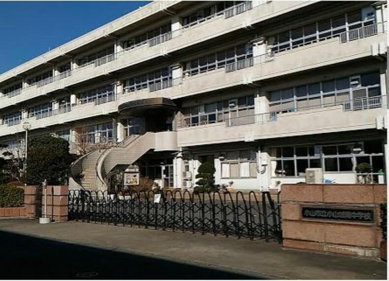 中学校 【中学校】小山城南中学校まで1257m