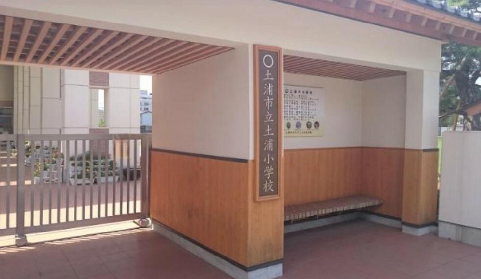 小学校 【小学校】土浦市立土浦小学校まで781m