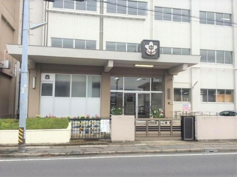 中学校 【中学校】土浦市立土浦第一中学校まで302m