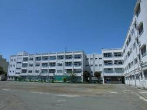 中学校 【中学校】横浜市立境木中学校まで617m