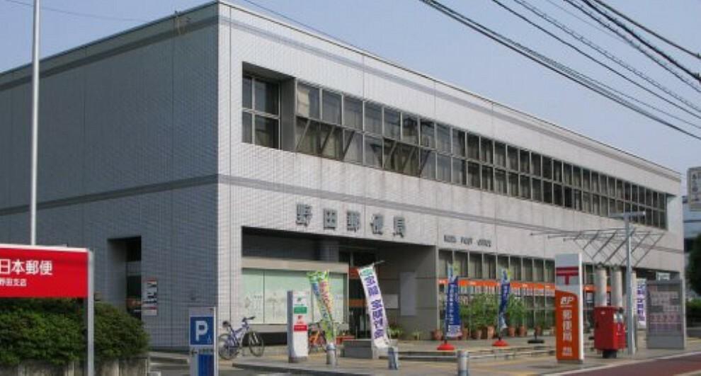 郵便局 【郵便局】野田郵便局本局まで386m