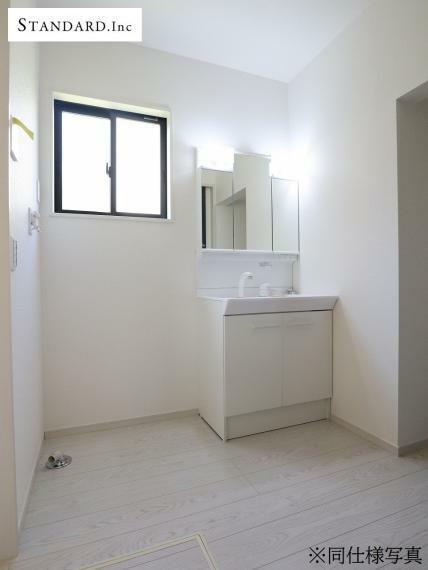 浴室 【同仕様写真】洗面化粧台(ハンドシャワー付)