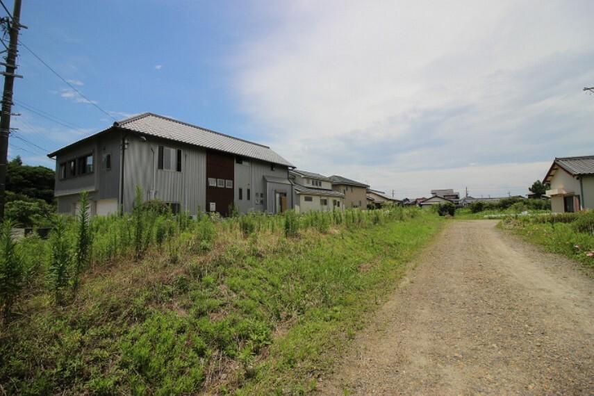 外観・現況 用途地域:1種住居