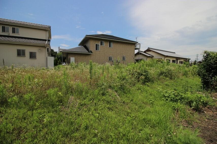 外観・現況 二世帯住宅をお考えの方にもおすすめです。