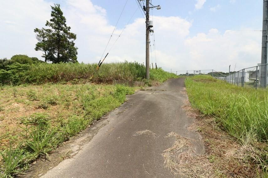 外観・現況 常滑市立鬼崎中保育園まで徒歩14分(約1100m)