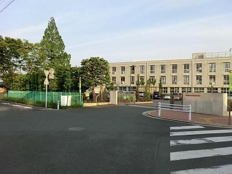 小学校 東松山市立新明小学校