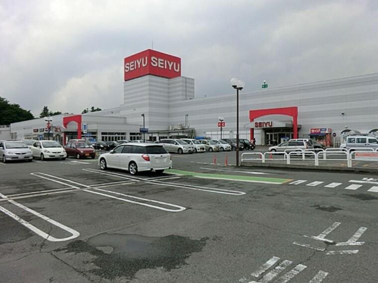 スーパー 西友東松山店