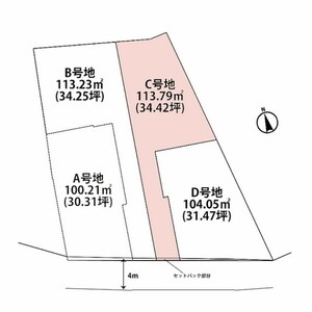 横浜市港北区篠原町