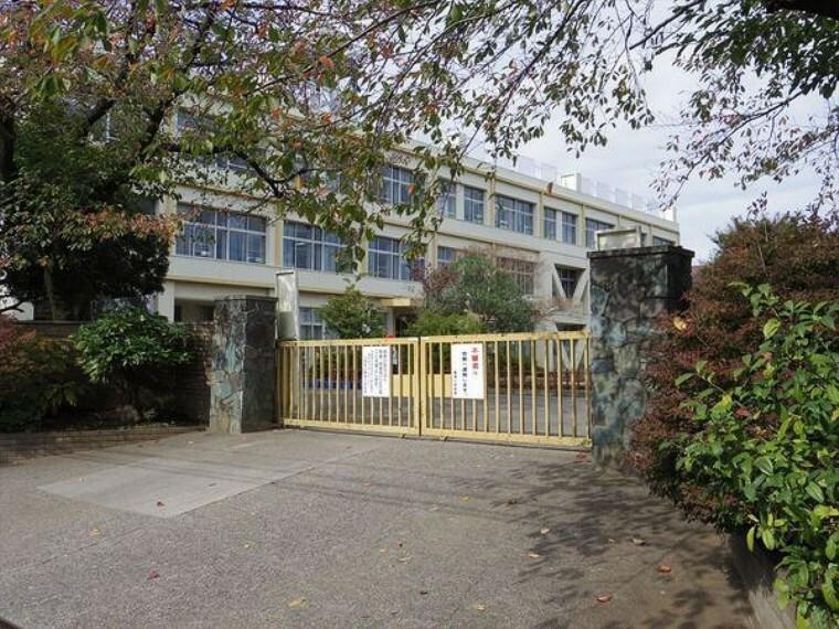 小学校 黒須小学校