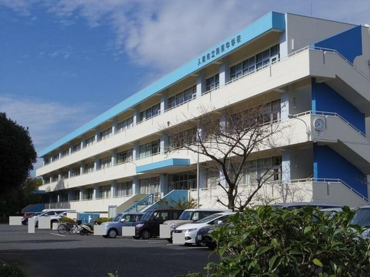 中学校 黒須中学校