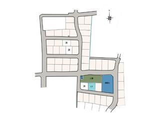 ミサワホーム・佐土原3丁目第5期分譲地