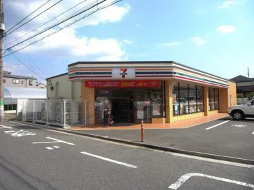 コンビニ セブンイレブン足立青井1丁目店
