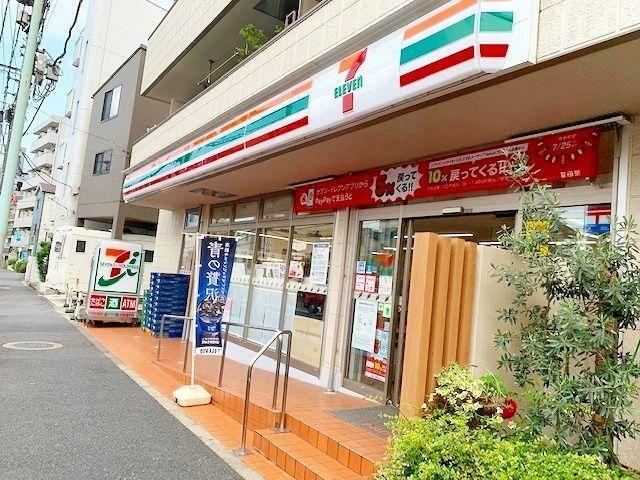コンビニ セブンイレブン駒場大橋店 徒歩2分。