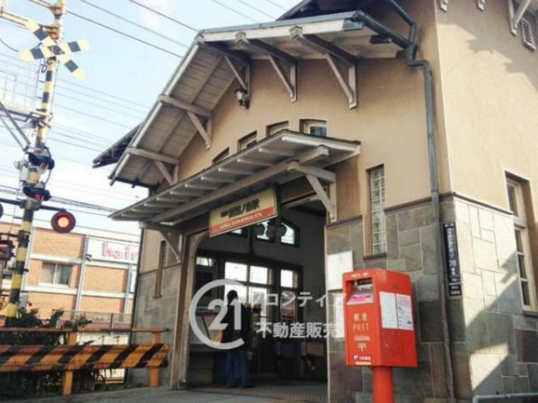 南海本線「諏訪ノ森駅」まで徒歩約8分(約640m)