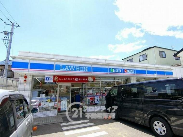 コンビニ ローソン 堺浜寺元町一丁店