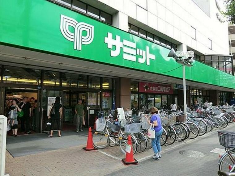 スーパー 【スーパー】サミット和泉店まで349m