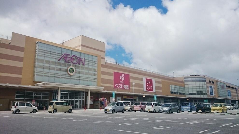 スーパー イオン南風原ショッピングセンター 車で約6分