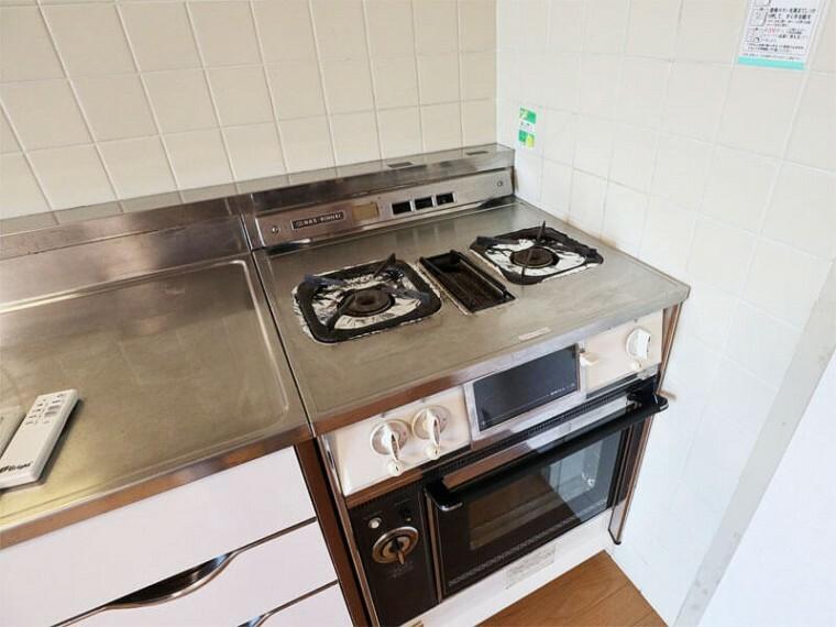 キッチン オーブン付き
