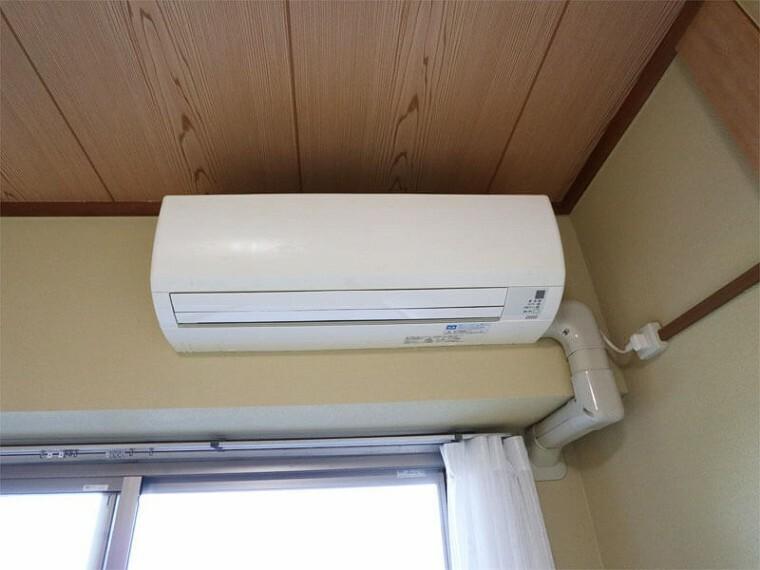 外観・現況 和室エアコン