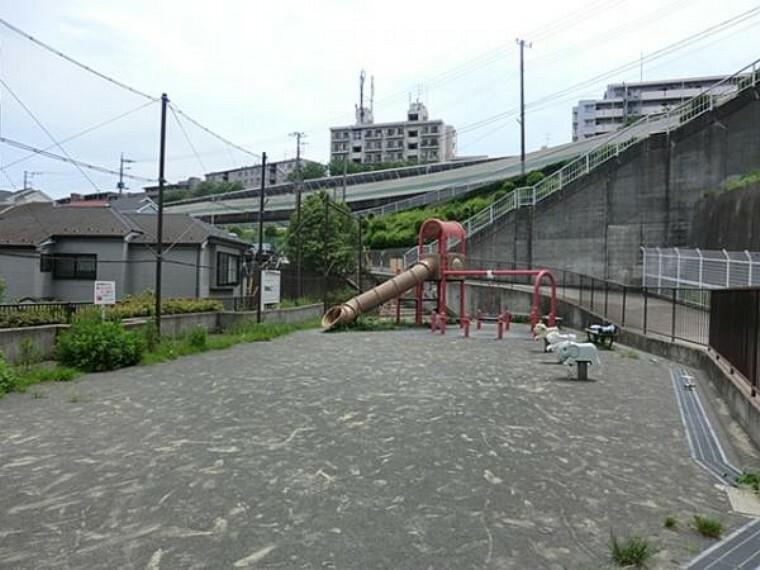 公園 瀬戸ヶ谷町第五公園 約190m