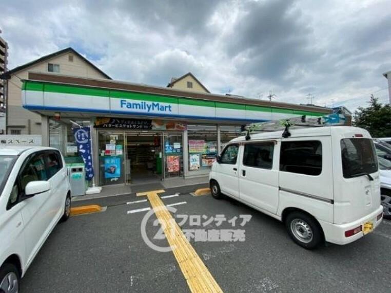コンビニ ファミリーマート 東大阪箱殿町店