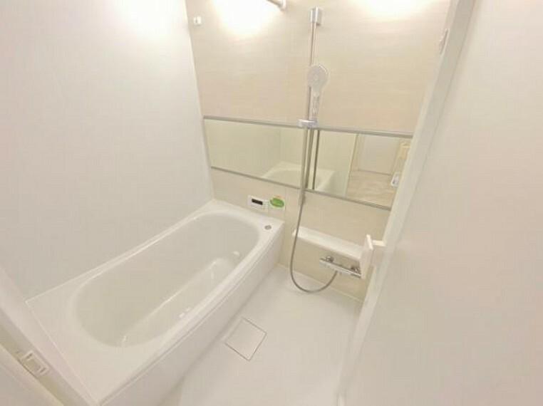 浴室 ゆったり寛げるバスルームです