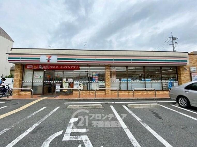 コンビニ セブンイレブン 奈良西木辻町店
