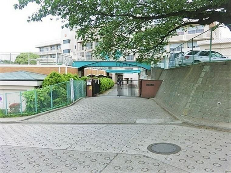 小学校 権太坂小学校