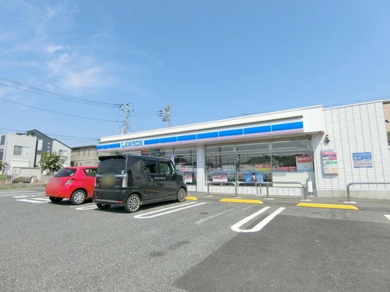 コンビニ ローソン千葉白井店