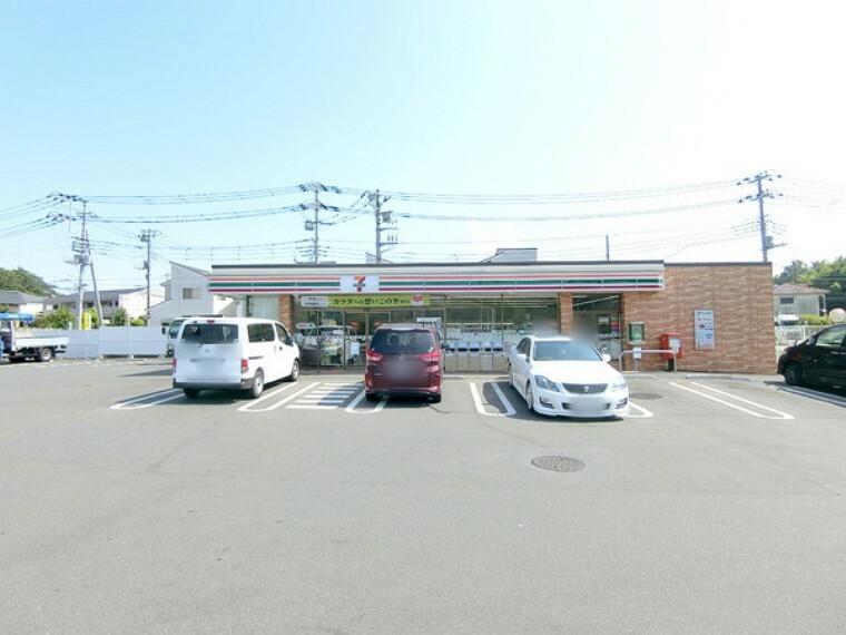 コンビニ セブンイレブン沼南藤ケ谷店