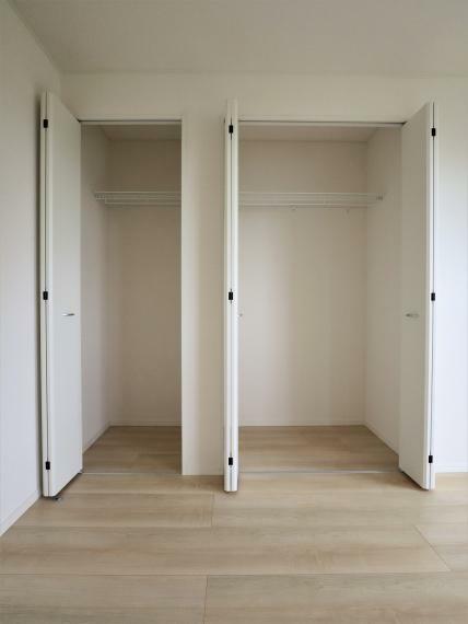 同仕様写真(内観) 【7号棟】2階洋室6.7帖クローゼット