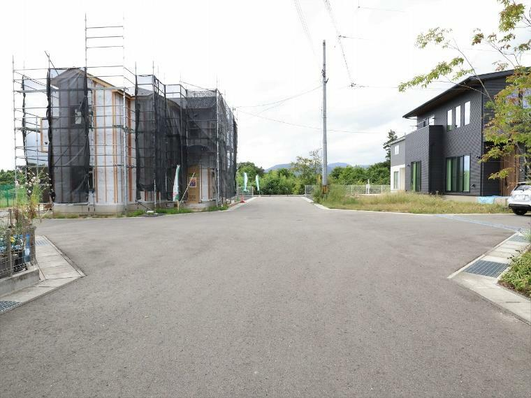 現況写真 【前面道路】北側幅員約6m公道