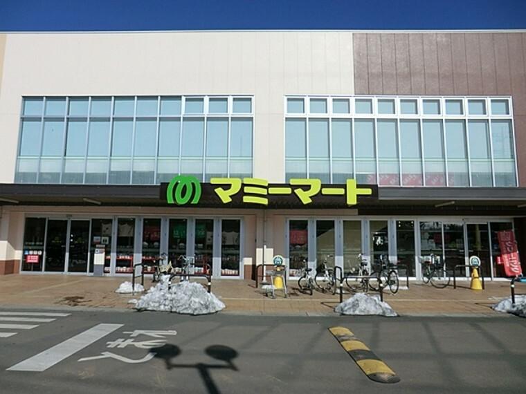 スーパー マミーマート三室山崎店