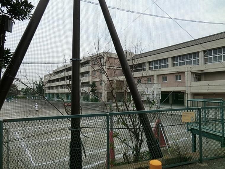 中学校 横浜市立仲尾台中学校