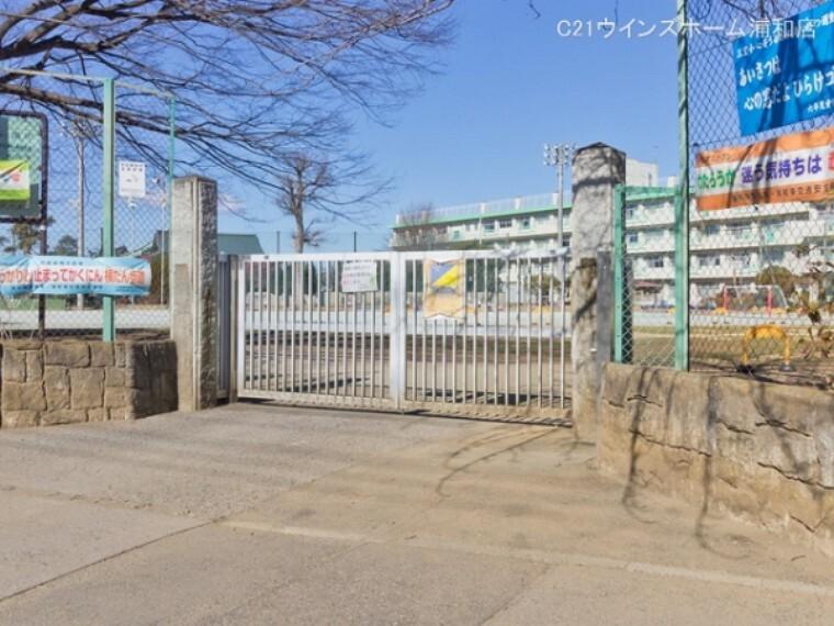 小学校 さいたま市立三室小学校