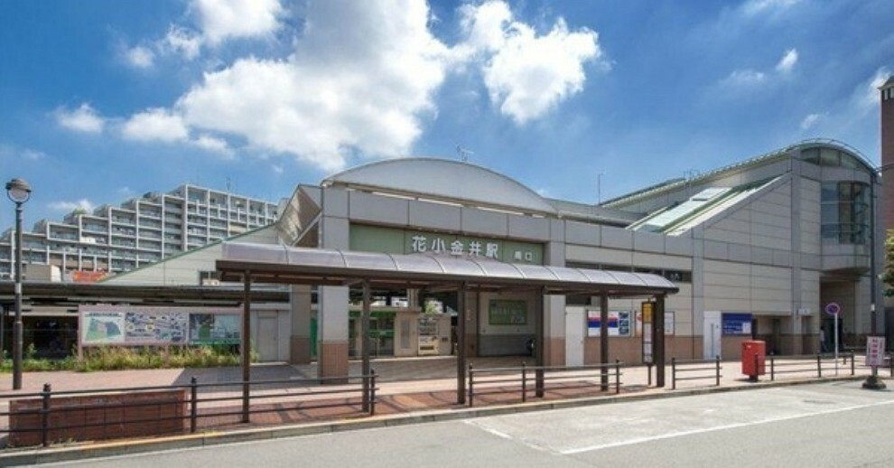 花小金井駅(西武 新宿線)