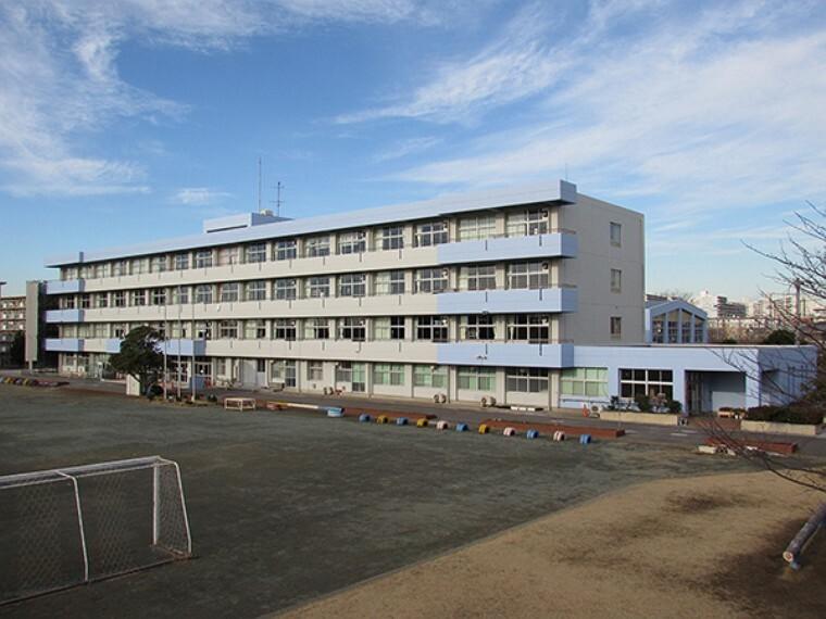 小学校 千葉市立磯辺小学校