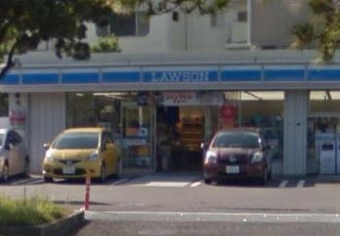 コンビニ ローソン稲毛海浜公園店
