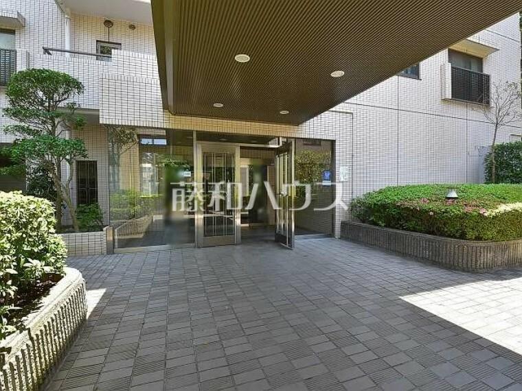 エントランスホール エントランス 【藤和仙川コープ】