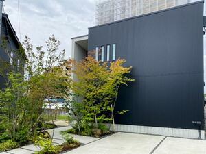 筑紫駅桜並木通り35号地モデルハウス