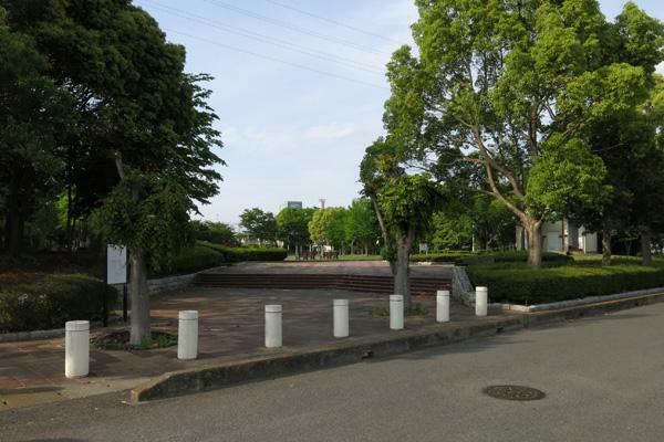 公園 神明近隣公園
