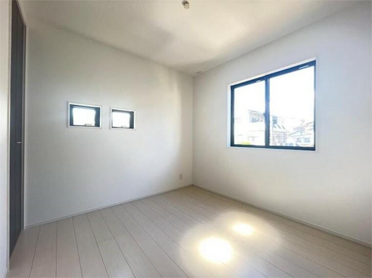 専用部・室内写真 子ども部屋もしっかり確保。自分だけの空間が嬉しい