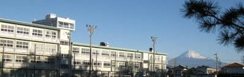 小学校 【小学校】清水三保第二小学校まで591m