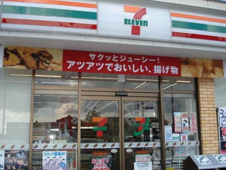 コンビニ セブンイレブン倉敷玉島上成店