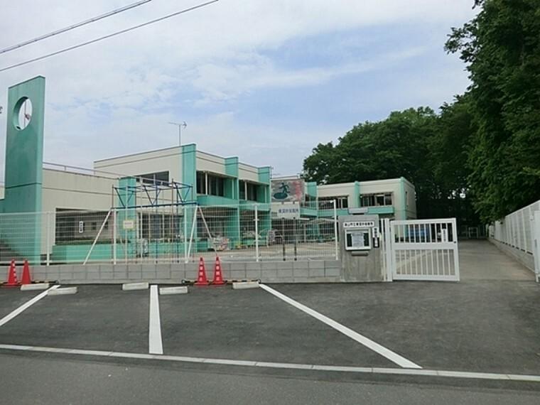 幼稚園・保育園 流山市立東深井保育所