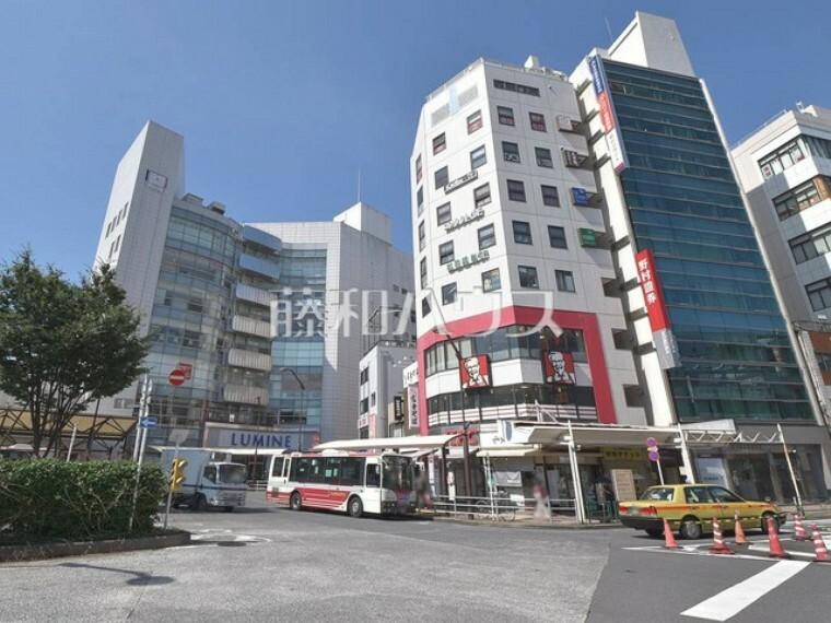 JR中央線・総武線・東京メトロ丸ノ内線「荻窪」駅
